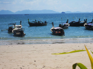 West Railay Beach © Horizon2035