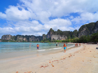 West Railay Beach © nucksfan604