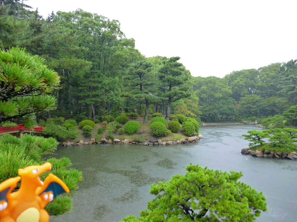 Shukkei-en Garden in Hiroshima - Attraction in Hiroshima ...