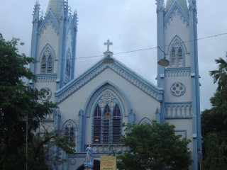 Immaculate Concepcion Cathedral © oldandsolo