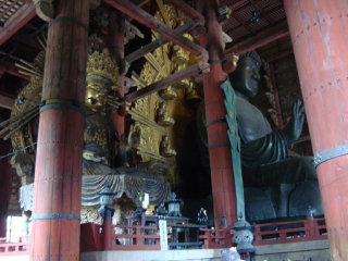 Todaiji Temple © Gwydion M. Williams