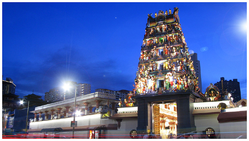 Sri mariamma temple