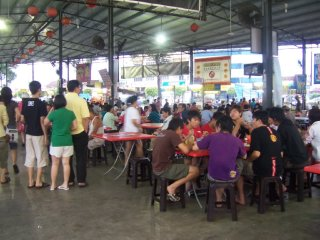 Cebil Market Food Court