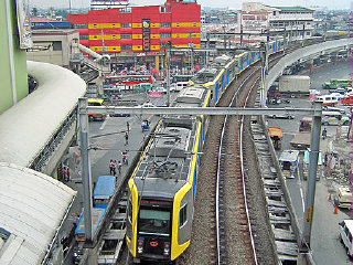 Manila Light Rail Transit System