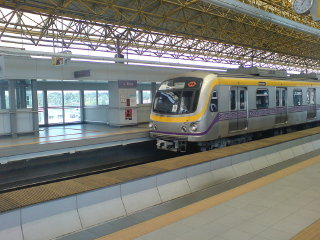 Manila Light Rail Transit System © Sky Harbor