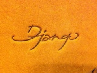Django Leather Art and Craft