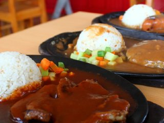 Sizzling Plate © Jessamine, Vera Mae and Dyan
