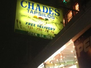 Chades Tapsilogan restaurant © icee you
