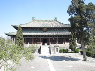 Beiyue Temple of Lijiang