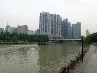 Jinghang Grand Canal Hangzhou © Jacques Beaulieu