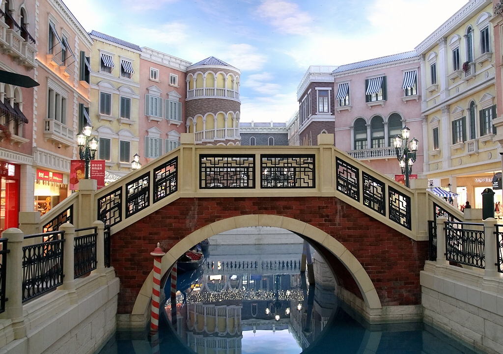 Attractions In Macau China Justgola Travel Planner