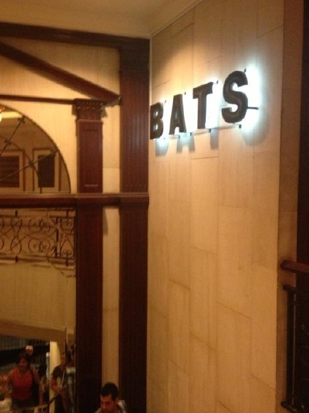 B.A.T.S. Bar and Restaurant at Shangri-La Hotel, Jakarta