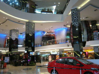 Plaza Indonesia of FX Mall © John Vandenberg