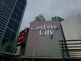 Gandaria City Mall © Hyde Caesar