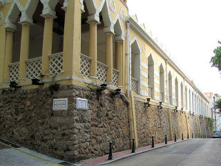 Moorish Barracks