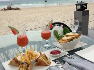 Rice Beachfront Bar & Dining