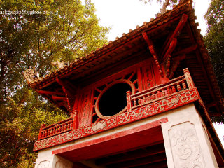 Temple of Literature © Dan & Luiza