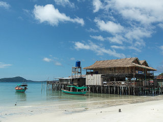 Koh Rong © Mr & Mrs Backpacker