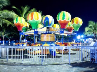 Mall of Asia Bay Area Amusement Park (Pasay) © SM MOA By The Bay Amusement Park