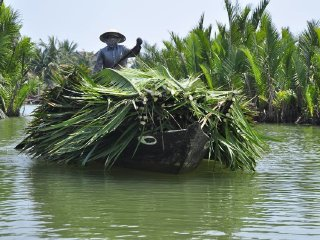 Cam Thanh water coconut village © hoianecodiscovery