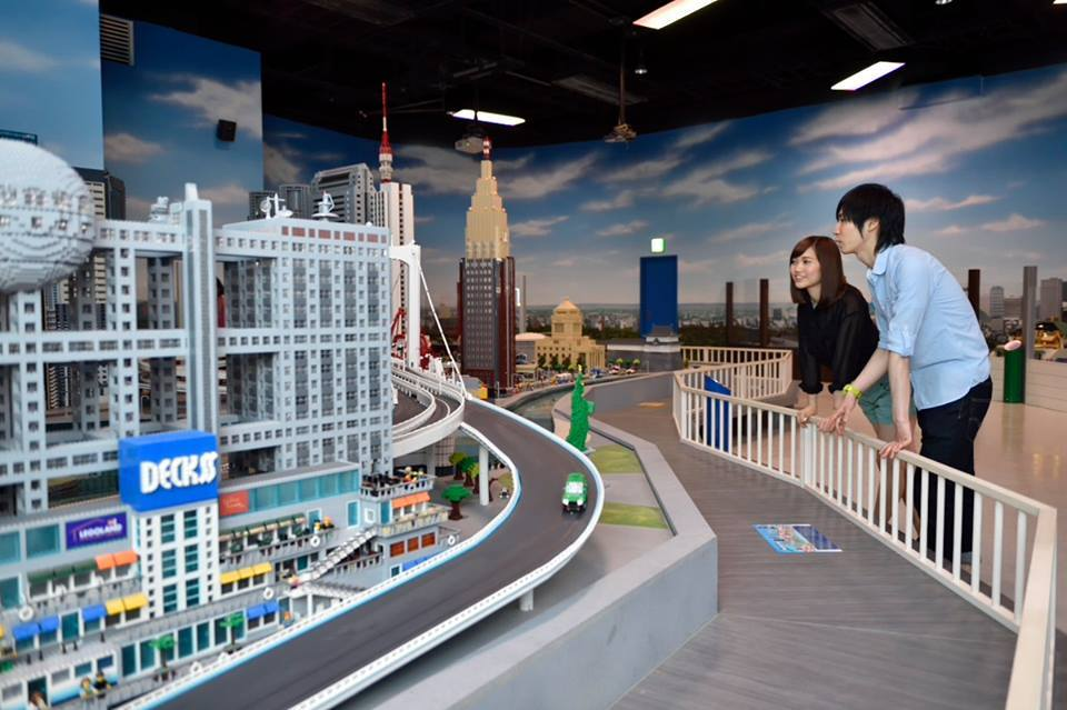 Lego land Discovery Centre in Tokyo - Attraction in Tokyo, Japan - Justgola