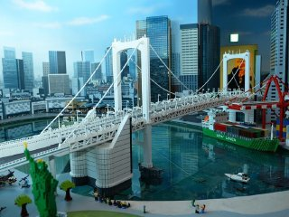Lego land Discovery Centre © Legoland Discovery Center Tokyo(レゴランド・ディスカバリー・センター/東京