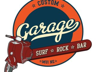 Surf-rock-bar Garage