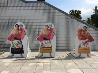 The Sumo Wrestling Museum © nownayoung