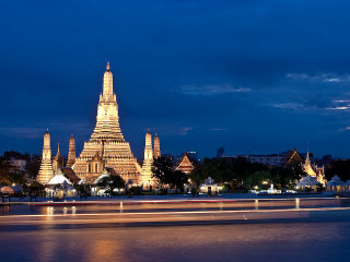 Chao Phraya River & Waterways © Ralph Combs