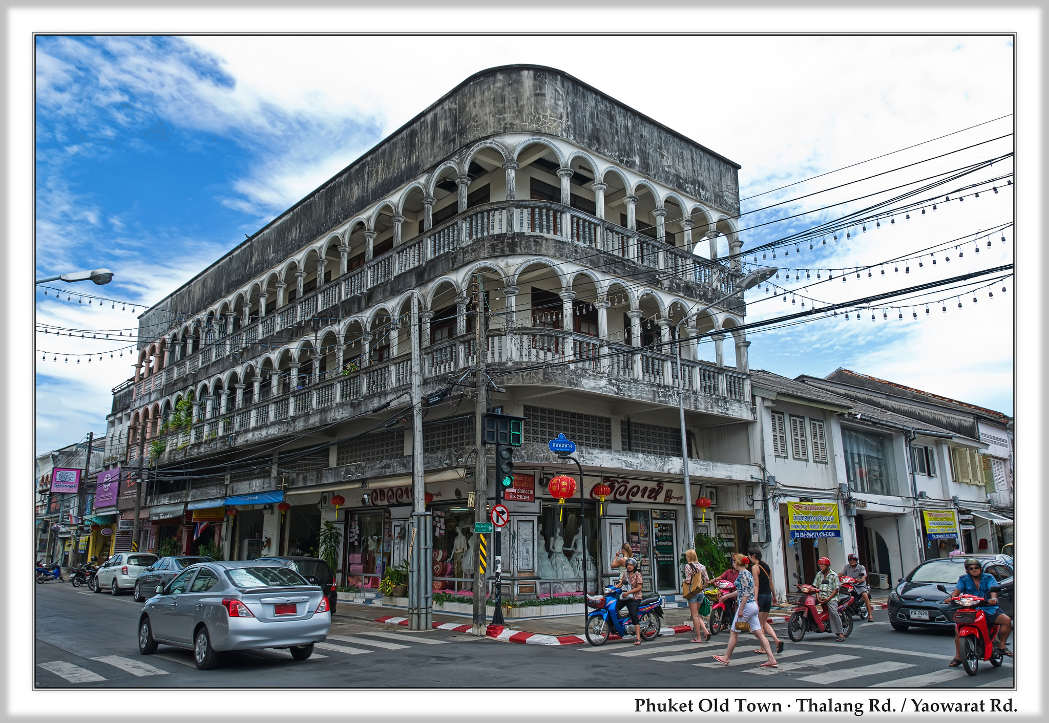 Old Phuket Town in Phuket - Attraction in Phuket, Thailand ...