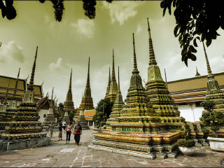 Wat Phra That Doi Suthep © shapour bahrami