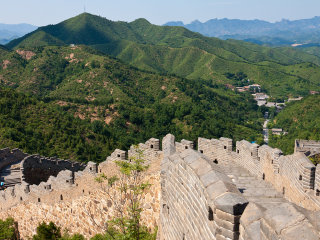 Jinshanling Great Wall © ahenobarbus