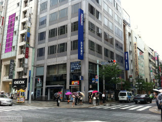 Matsuzakaya Department Store