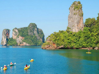 John Gray's Sea Canoe - Phuket Sea Kayaking Tours