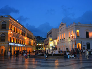 An amazing 2-day trip to Macau with kids © Janet Truong