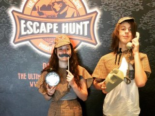 The Escape Hunt Experience Phuket © The Escape Hunt Experience Phuket