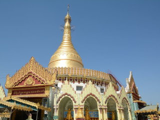 Exploring Yangon in 3 wonderful days © C1815