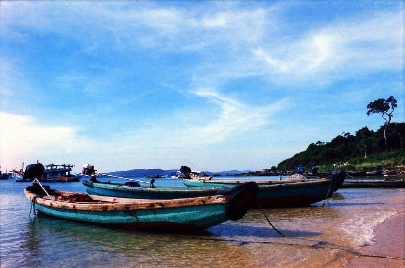Explore Phu Quoc by cruise trip