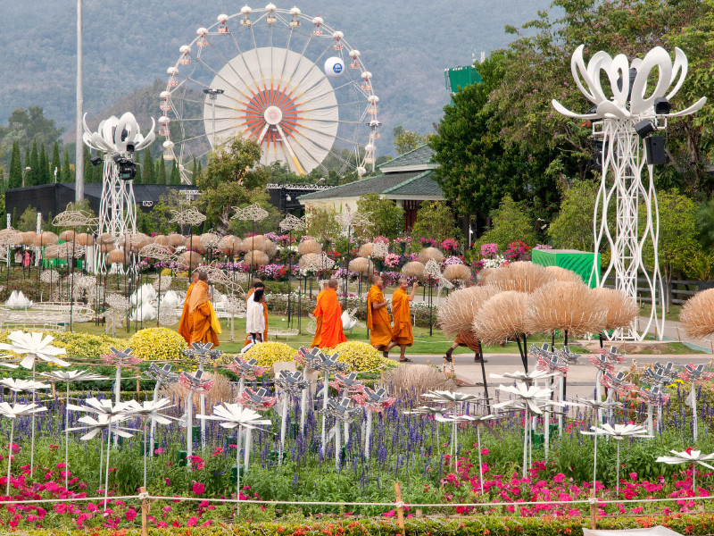 Ratchaphruek Garden and Expo