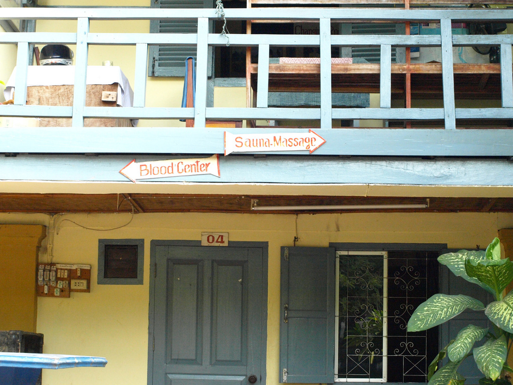 Lao Red Cross Sauna And Massage In Luang Prabang Spa In Luang