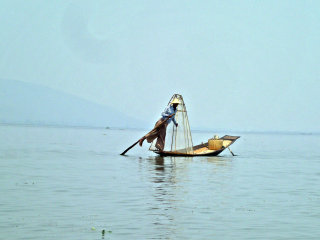 Hire a boat for Inle Lake © amanderson2