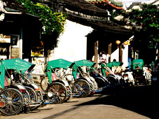 Hoi An Cyclo Tour and Boat Cruise On The River © PROJoshua Nguyen