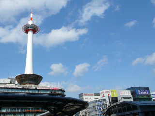 Kyoto Tower © Chris Chan