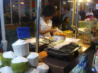 Krabi Night Market / Walking Street © Madeleine Deaton