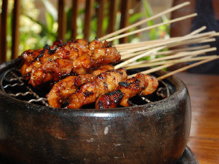 Satay Khas Senayan © Christopher Johnson