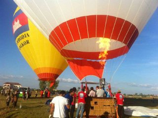 Angkor Balloon © Angkor Hot Air Balloon