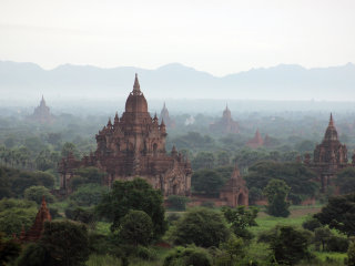 2 Days Bagan Bike Exploration