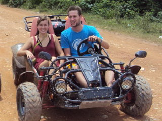 Half day ATV &  Buggy tour to Water fall