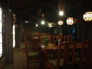 A Little Bit of Bagan Restaurant © Hla Myint Oo