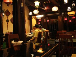 Yellow River restaurant